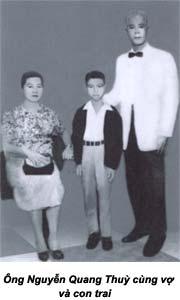 Nguyễn Văn Liễu tìm gia đình người cậu là Nguyễn Quang Thuỳ ở Thái Lan